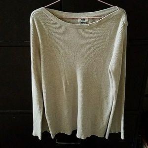 Women's Old Navy Bell Sleeve sweater